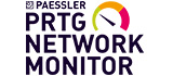 PRTG Network Monitor Partner Logo