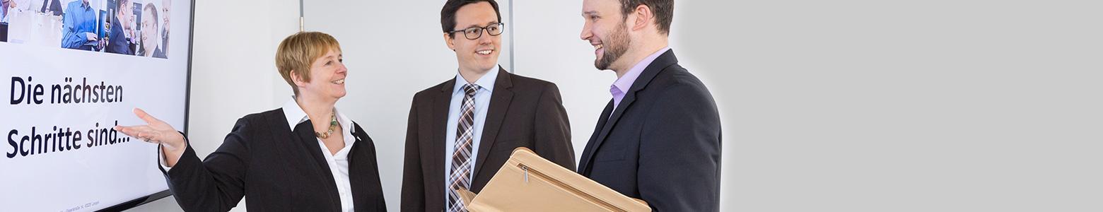 IT-Systemhaus für Beratung und Management von IT-Projekten